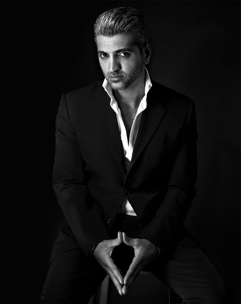 Designer Fehmi Nouhi